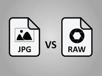 Advantages of taking photos in RAW and JPEG